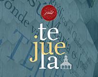 Tejuela, una tipografía sureña, neoclásica y de madera