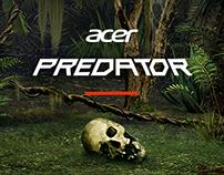 Acer Predator Landing Page