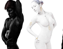 Bodypainting Promozionali