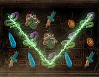 Aztec Slots Game