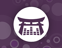 Gensokyo Radio Logo