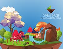 Diseño de juego - Greenpob