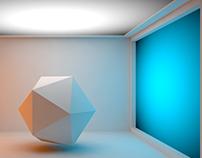 Light Room C4D