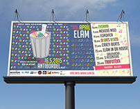 ELAM & Antibordel [bilboard]