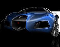 New Bugatti SUV