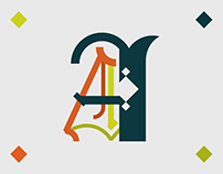 Royal Bali — Typeface