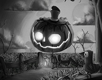 Halloween - Sketches and Ideas