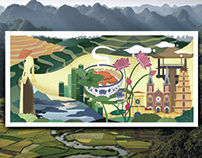 Vietnam Beauty | Promotion Poster