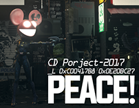 PEACE! CD Project