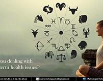 Astrologer Facebook Posts Design
