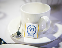 Hills 90th Anniversary Event Graphics