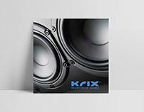 Krix - Brochure Design