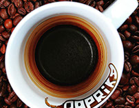 Paprika Café - 10th Anniversary Project