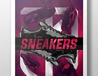 Poster Sneakers Jota K