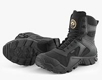 Irish Setter Boots Black