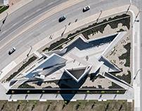 National Holocaust Monument in Ottawa