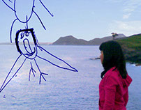 Your children's drawings turned  into custom new pictur