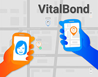 VitalBond app. Vital bond for special people