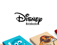 Disney Notebooks