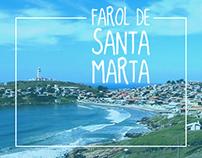 Farol de Santa Marta - Visual Identity