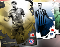 Topps KICK Polygons Series 2