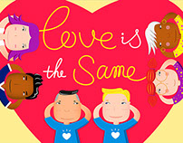 Love Is the Same