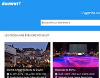 Douwat - L'agenda Suisse des sorties