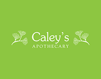 Caley's Apothecary | Branding & Packaging
