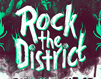 Rock the District 2016