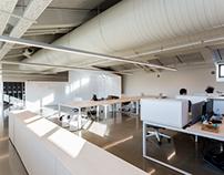 Coworking + Fabrika