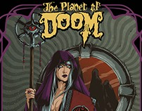 The Planet of Doom Kickstarter
