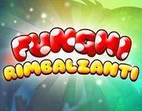 Funghi Rimbalzanti - Platform Game