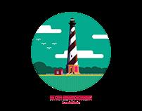 Lighthouse Illustrations