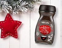 Nescafe Classic Winter Jars
