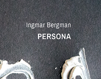 Ingmar Bergman - Persona DVD Cover