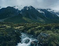New Zealand - Mt. Cook