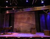 Billy Bishop Goes to War - Scenic Design