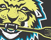 Loyalist // Mad Cats Lacrosse Mini-Project