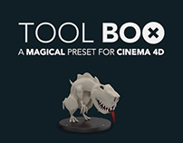 TOOL BOX: Free Preset for Cinema 4D