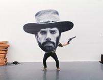 Rancheros — Scénographie