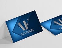 Logo Design Project AF
