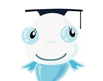 mascot for university VI