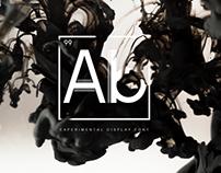 Avenue X - Free Font