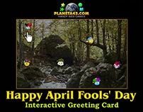 April Fool's Day Online Joke
