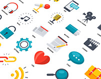 49 Media and Communication icons