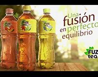Fuze Tea Ecuador
