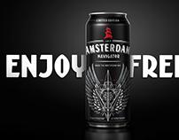 Amsterdam Navigator Tattoo Limited Edition