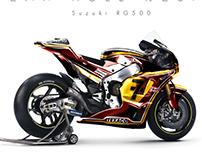 Retro Moto GP Liveries