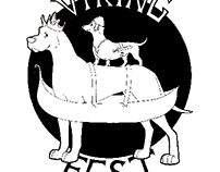 Viking Fest Logo Design