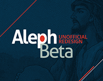AlephBeta App - unofficial redesign